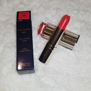 New! Estee Lauder Pure Color Love Lipstick